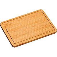Доска разделочная деревянная 33х23х1,6см 58120