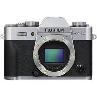 Фотокамера FJIFILM X-T20 Body Silver