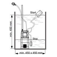Насос для полива и орошения AL-KO Dive 5500-3