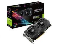 Видеокарта ASUS ROG Strix GeForce GTX 1050 Ti (4 ГБ/GDDR5/128 бит)