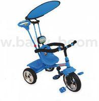 Baby Mix Трицикл UR-ET-B33 голубой