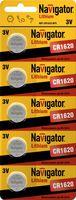батарейка-элементы питания NBT-CR1620-BP5