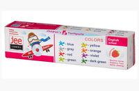 купить Зубная паста JEE COSMETICS  детская Цвета 50 мл в Кишинёве