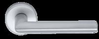 Mâner pe rozetă Nevada-F1 argintiu