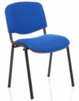 Scaun de birou Deco ISO-C-14 Blue