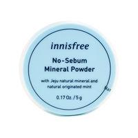 Innisfree No sebum Mineral Powder Пудра рассыпчатая матирующая