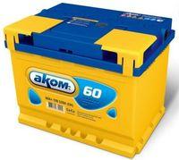 AKOM CT-60 VL Euro P+(590 A), желтый