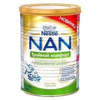 Nestle Nan Тройной Комфорт 400 гр.