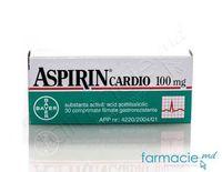 Aspirin® Cardio comp. film.100 mg N10x3