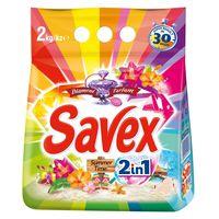 Detergent SAVEX   400g manual 2in1 EMERALD BLOSSOM