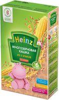 Heinz Многозерновая кашка из 5 злаков без молока (6m+)