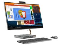 "Lenovo AIO IdeaCentre A540-27ICB Grey (27"" QHD IPS Core i5-9400T 1.8-3.4GHz, 8GB, 256GB+1TB, W10H)"