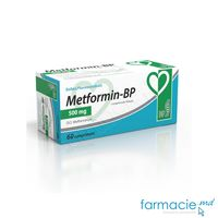Metformin-BP comp.film.500 mg N10x6 (Balkan)