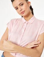 Блуза Jennyfer Светло розовый