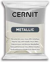Lut polimeric CERNIT METALLIC 56g, argint 080