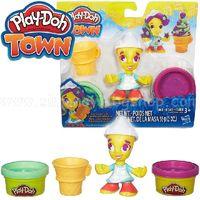 Play-Doh пластилин Town