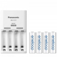 Зарядные устройства для аккумуляторных батареек