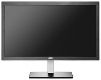 Monitor AOC i2276vw Black