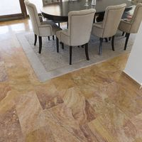 Travertin Peach Cross Cut Polisata 61 x 30.5 x 1.2 cm