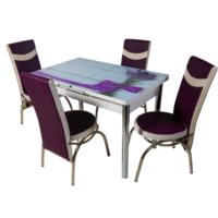Комплект Келебек ɪ 336 + 4 стула