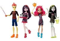 Fisher Price CHW69 Кукла Monster High серии