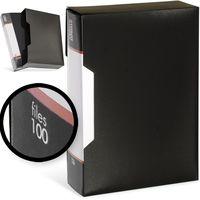 Birotic Express Папка с файлами BIROTIC Express А4, 100 файлов черная