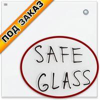 2X3 Доска магнитно-стеклянная 2X3 100х100см белая