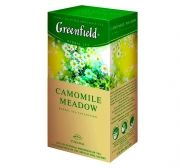 Чай Greenfield Camomile Meadow