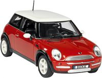 Welly Mini Cooper Model KIT (22075KB)