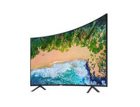 TV LED Samsung UE55NU7372, Black