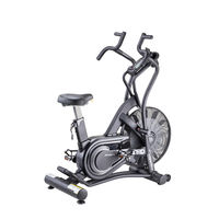 купить Велотренажер fitness (160 kg) 19988 AirBike Pro InSportline (3794) (под заказ) в Кишинёве