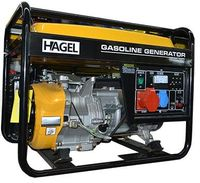 Generator 6500CL-3 AC 220/380V 5 kW benzină HAGEL