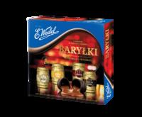 Шоколад Wedel Barrels Classic, 200г