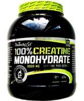 Biotechusa 100% CreatineMonohydrate 1000gr