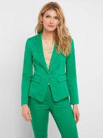 Пиджак ORSAY Зеленый 482338