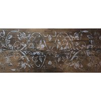 Keros Ceramica Декор Pipa Cuero 25х70см