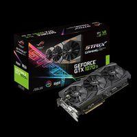 ASUS STRIX-GTX1070TI-A8G-GAMING NVIDIA GeForce GTX 1070,8GB DDR5 256-bit