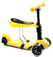 Kikka Boo Ride and Skate 3in1 Yellow (131997)