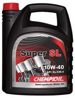 Chempioil Super SL SAE API SL/CF-4 10W-40 4L