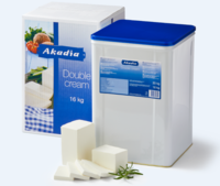 Double Cream AKADIA 16 kg.