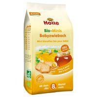 Пшеничные сухарики с 8 месяцев Holle Bio Organic, 100 г