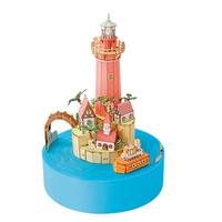 CubicFun пазл 3D Music Box Summer Island
