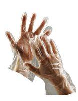 DUCK одноразовые перчатки и полиэтилена - 10