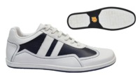 Кожанные кроссовки BELKELME (08351 - 5 /172 )