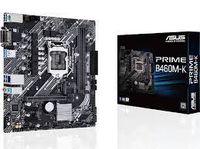 MB S1200 Asus PRIME B460M-K  mATX