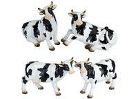 Корова декоративная 24X12.5X16.5cm