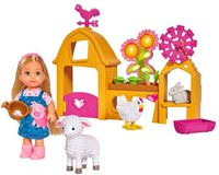 Кукла  Эви Счастливая ферма SIMBA 5733075