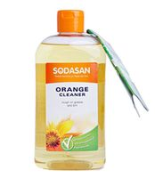 Sodasan Органическое средство антижир и против застарелых пятен Апельсин, 0.5 л