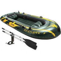 Набор надувная лодка + весла INTEX 68380