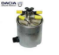 7701066680 Фильтр топливный DACIA Logan/Sandero 1.5DCI EURO-3 (под датчик), Renault оригинал
